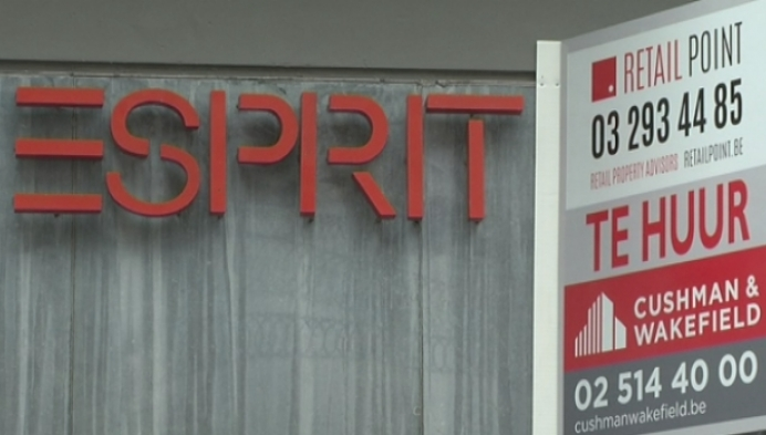 Kledingketen Esprit trekt weg uit Turnhout