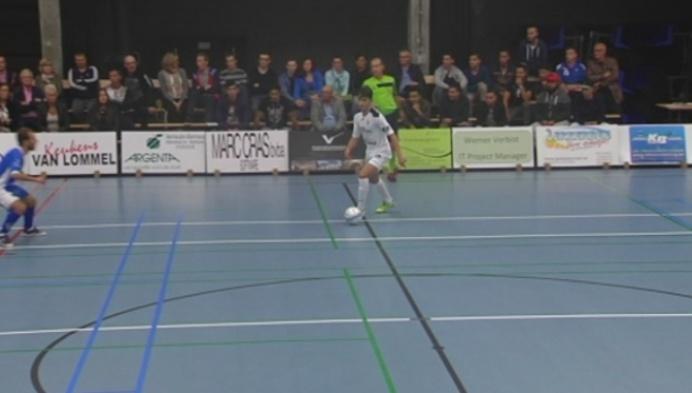 Futsal: Real Noorderwijk - Celtic Houthalen