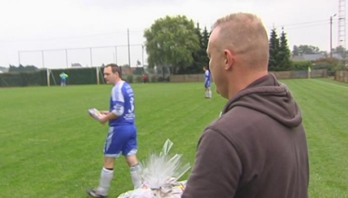 70-jarige Staf Snijers voetbalt nog steeds