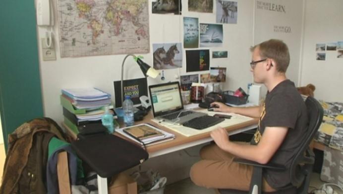 90% van de Mechelse studentenkoten in gebruik
