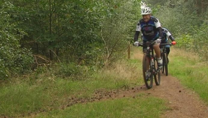 Mountainbikers krijgen verbinding tussen Antwerpse en Limburgse routes