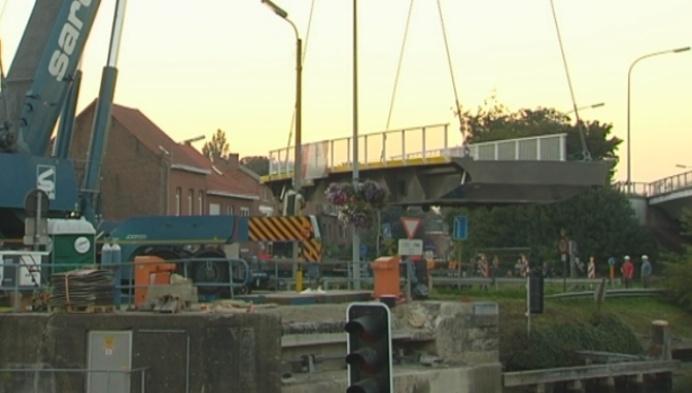 Mechelen krijgt nieuwe Battelbrug