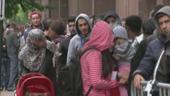 Morgenavond arriveren eerste vluchtelingen in Turnhout