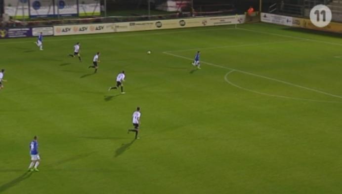 Geel speelt 1-1 gelijk tegen Heist