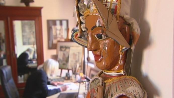 Lierse aquarelschilder krijgt expo in eigen stad