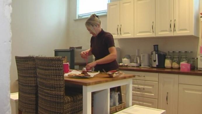 Pascale ontwikkelt eigen recepten voor 'allergievriendelijk' brood