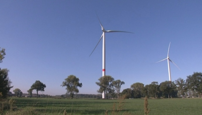 Burgerparticipatie in windmolenpark