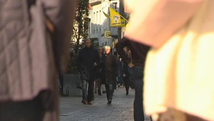 Vlaams Belang deelt ondanks verbod toch flyers uit