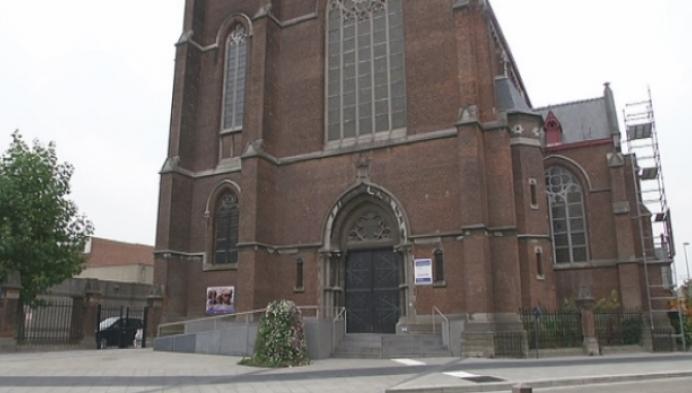 Restauratie Sint-Jan-Berchmanskerk bijna rond