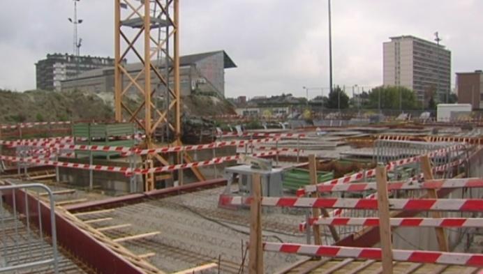 Appartementen op voormalige terreinen Racing Mechelen klaar