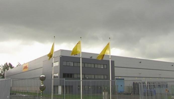 DHL sluit vestiging in Bornem