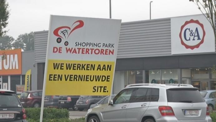 Shoppingpark De Watertoren krijgt make-over