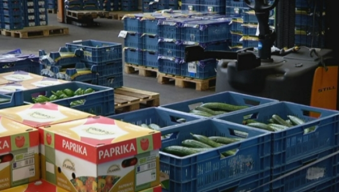 Scholen krijgen soep met groenten van Belorta