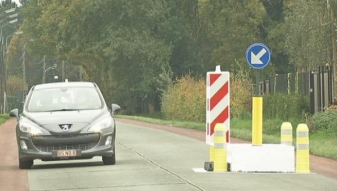 Bestuurders moeten wennen aan fietsveilige Lombaardstraat