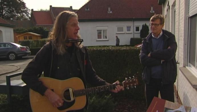 Guy Swinnen bezingt open raam in Turnhout