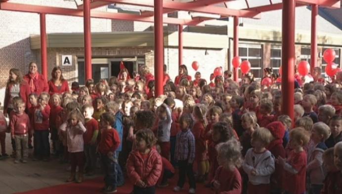 Heistse leerlingen zorgen voor meer bloeddonoren
