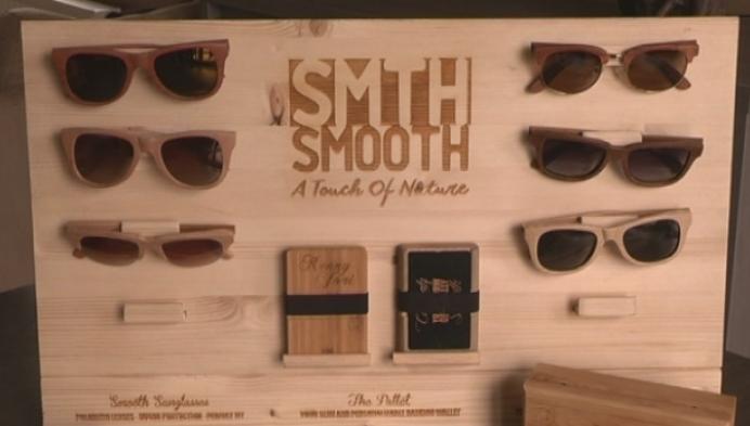 Kempense houten gadgets scoren