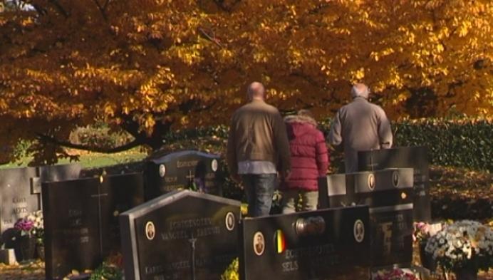 1 november: niet op elk kerkhof even veel bezoekers