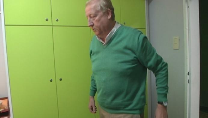 Marc Ghys neemt afscheid van Racing Mechelen