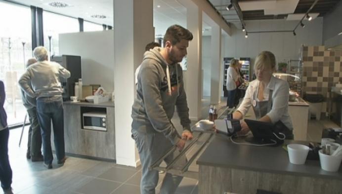 Nieuwe cafetaria AZ Herentals open