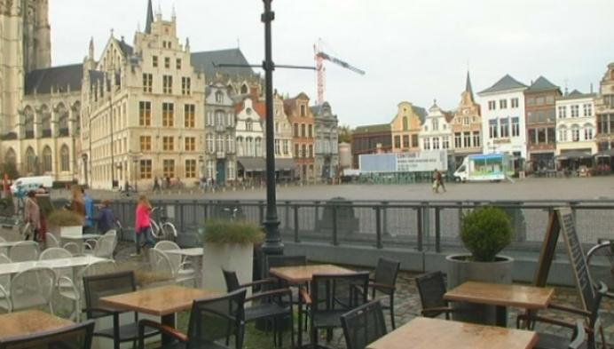 Mechelse kerstmarkt verhuist naar Haverwerf