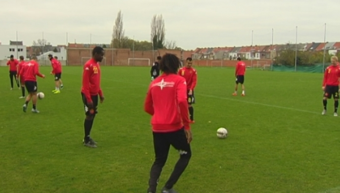 Jonathan De Bie test in Liverpool