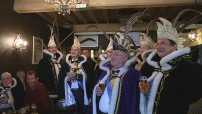 11 november: Herenthout heeft nieuwe keizer carnaval