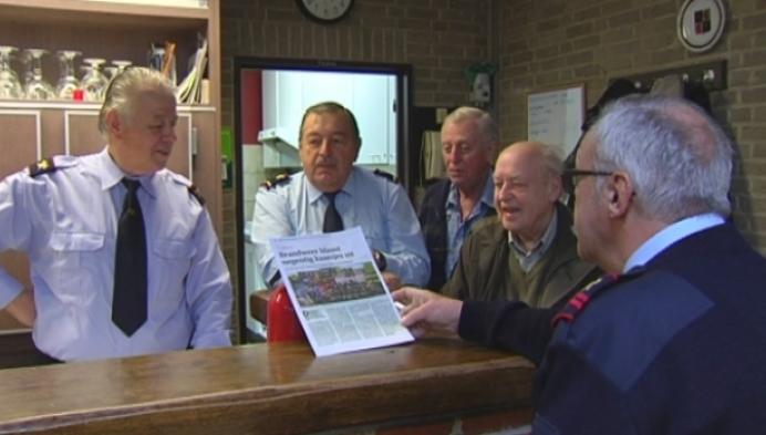 90 jaar aan herinneringen bij brandweer Nijlen