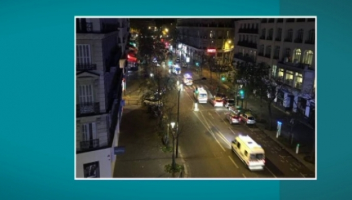 Molse Jasper Vanhoof was in Parijs tijdens aanslagen