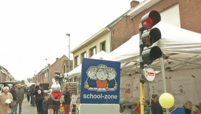 Nijntje leert kinderen veilig naar school gaan in Bonheiden