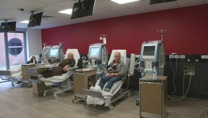 AZ Turnhout opent dialysecentrum in Sint-Dimpnaziekenhuis