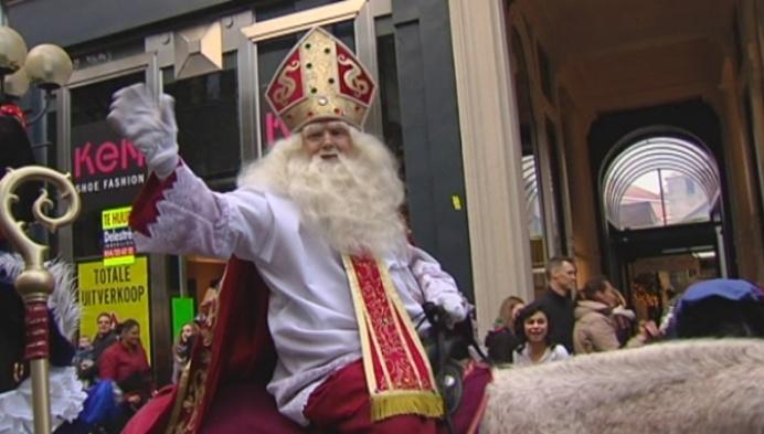 Verhoogde waakzaamheid bij intocht Sinterklaas in Turnhout