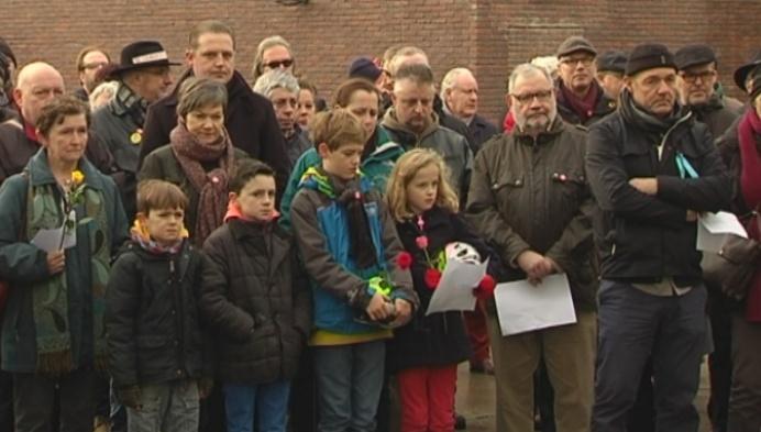Stille wake Turnhout tegen de haat