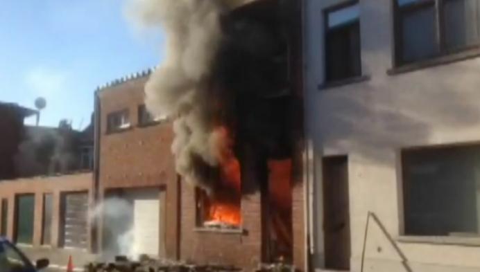 Buren zijn zwaar aangeslagen door gasexplosie