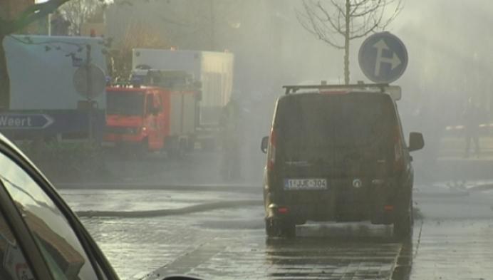20 woningen ontruimd na gaslek in Branst