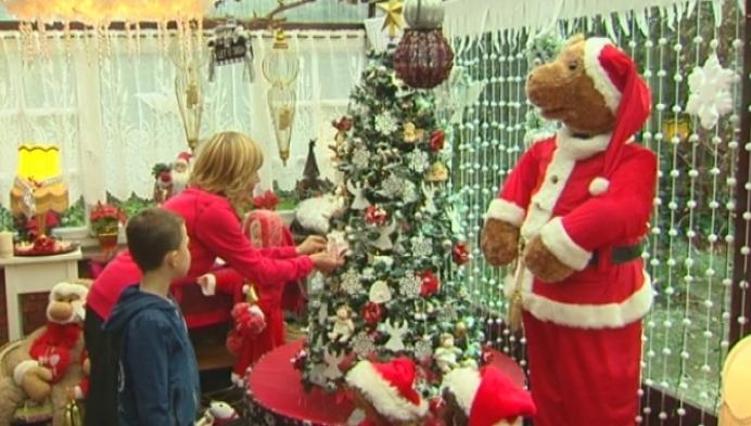 Kersttaferelen in Heist