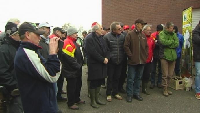 Red de Motorcross plant 197 bomen in Balen
