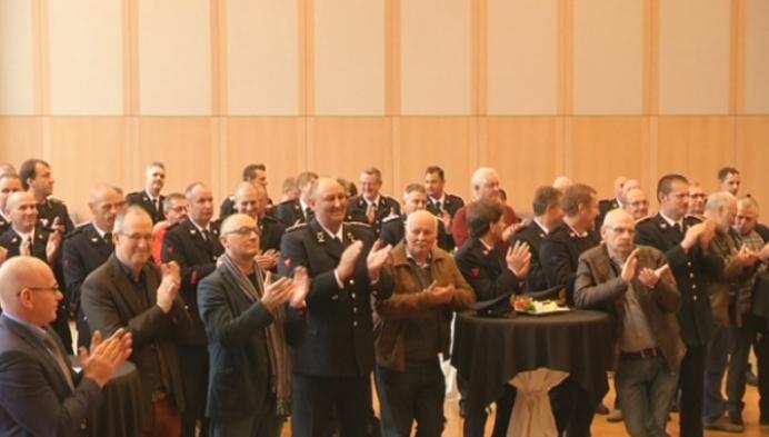 Brandweerpost Turnhout viert Barbarafeest