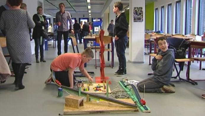 Technologie Olympiade voor één keer op Campus De Nayer