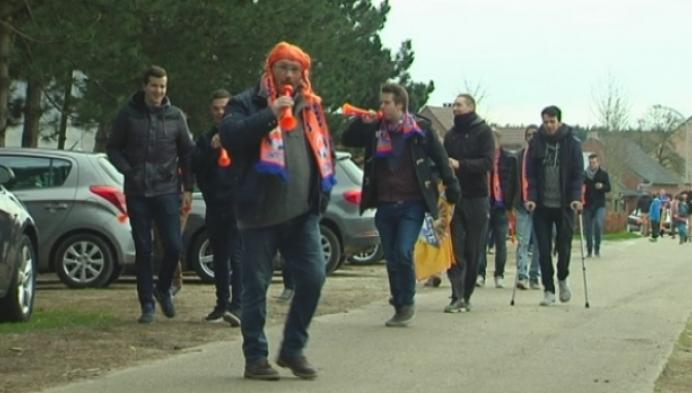 600 supporters voor Vlimmeren-Lentezon in 2de provinciale