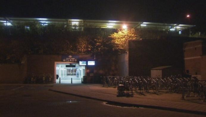 Treinreizigers geëvacueerd in Nekkerspoel na bommelding