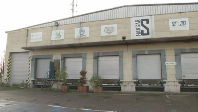 Circusschool en klimclub krijgen onderdak in 'Hangar S'