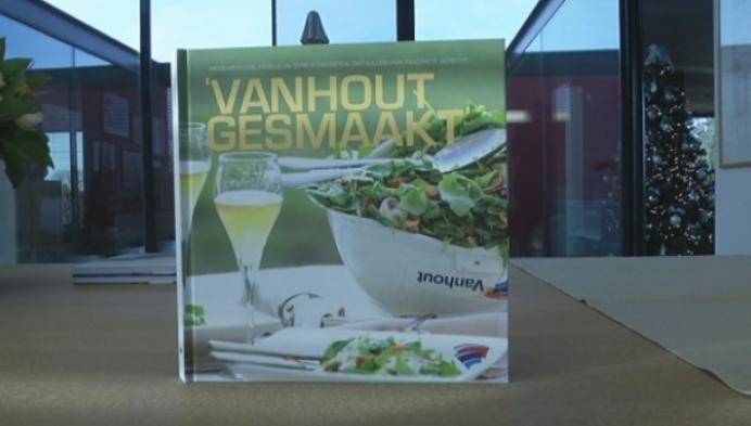 Bouwbedrijf Vanhout stelt derde kookboek voor