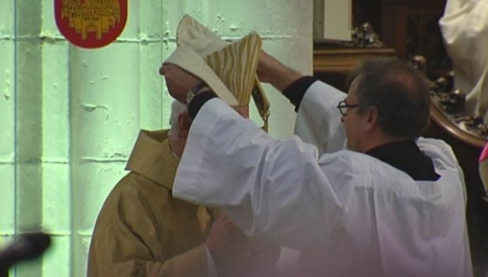 Aanstelling nieuwe aartsbisschop De Kesel