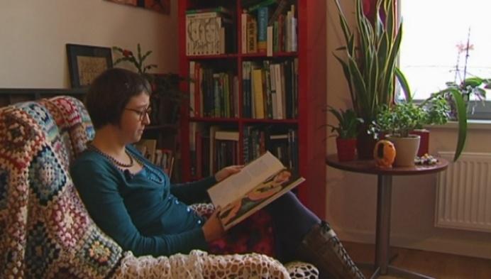 Eva Vaes schrijft kinderboek over leven in de prehistorie