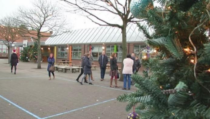 Klim-Op neemt afscheid van Juf Mieke in Mol-Ginderbuiten