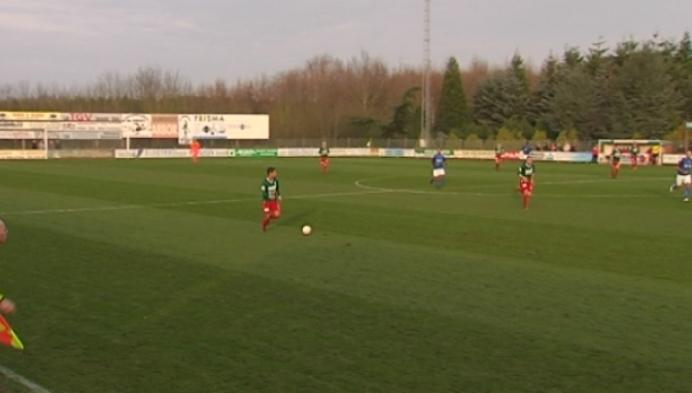 Houtvenne wint topper tegen Mariekerke met 3-0