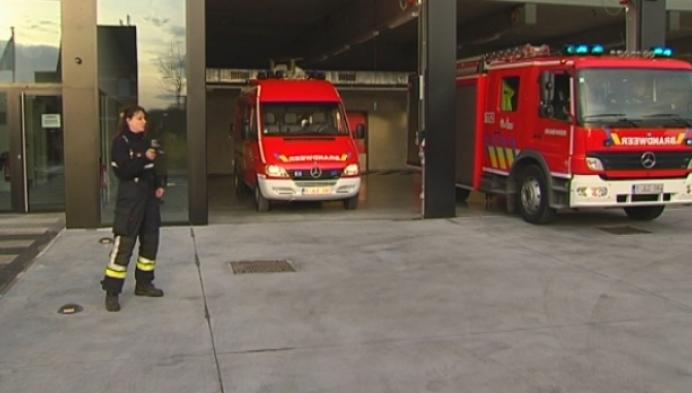 Bornem heeft nieuwe brandweerkazerne