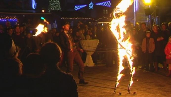 Kerstmarkt op Cultuurplein is voltreffer