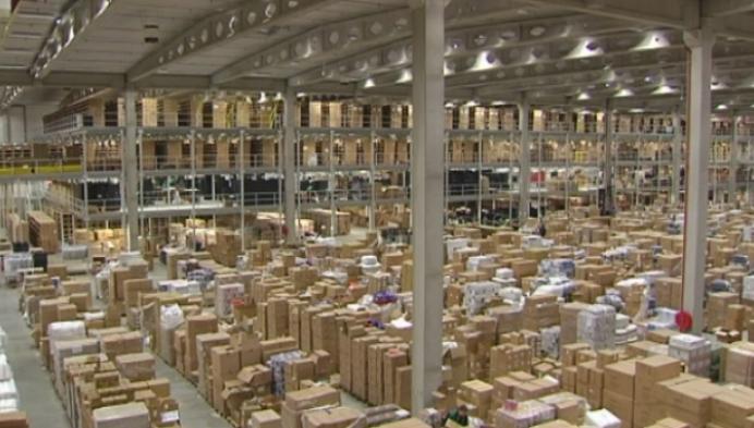 E-commerce draait op volle toeren in Grobbendonk